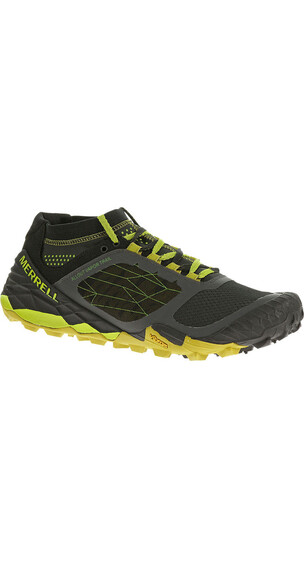 Merrell M's All Out Terra Trail Yellow/Black